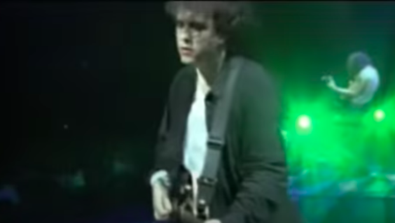 'A Forest' live by The Cure