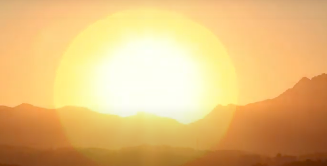 Reach For The Sun
